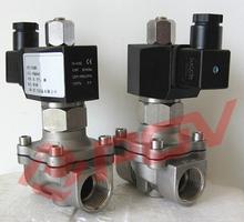ss304 normally open 240 volt solenoid valve