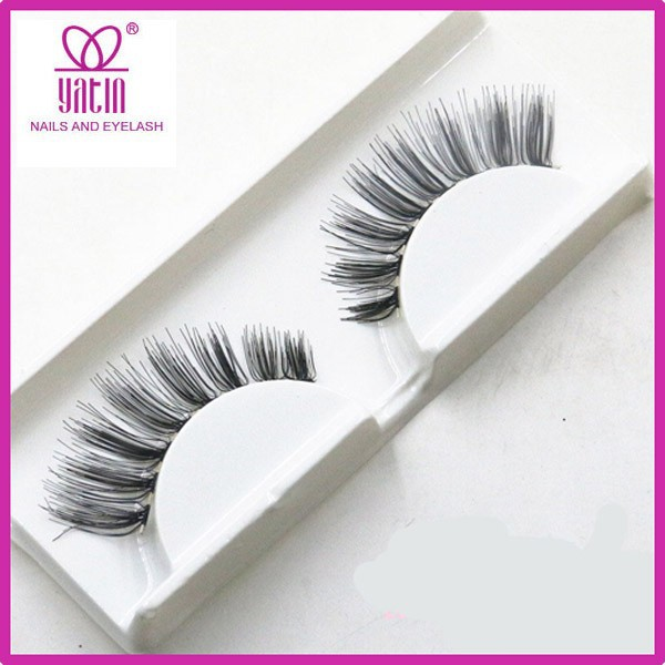 Human Hair False Eyelashes Wholesale 96