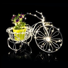 3AA battery Operated LED Bicycle Decoration Light For Party Decoration Gifts with lighting or flashing