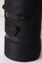 Hot new products Tourmaline heating magnetic elastic knee support AFT-H005 for sport