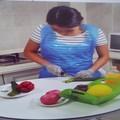 Ldpe, HDPE alimentos manejo delantal de plástico
