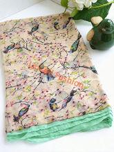 Hot Selling OEM Good Feelings Cheap Fashion scarf knitting patterns