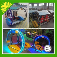 2015 The newest outdoor Playground swing ride Leswing Happy Car