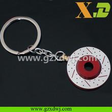 Car Accessories Disc brake Key chain, Car Brake disc Key chain/Car parts key ring