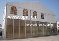 Aluminum outdoor clear span garden marquee party Christmas wedding tent