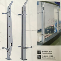 stainless steel 304 316 balcony stair handrail balustrade
