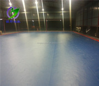 4.5mm long life pvc sports flooring for futsal court