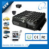 Mini CCTV 4CH Realtime SD Card Vehicle DVR car bus audio system