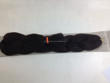 2015 Hot Sale 42inches 160g 100% Synthetic Kanekalon xpression Braiding Hair Kanekalon Synthetic Hair Super Jumbo Braid