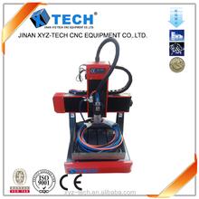 cnc machine price in india desktop XJ3030 cnc router operator
