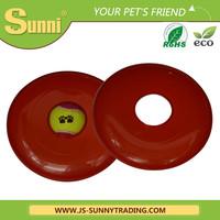 Training fan dog frisbee launcher
