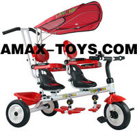 bt-016021D new designed multifunctional ride on toys for twins