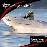 aluminum luxury motor boat