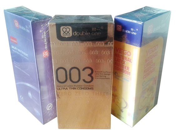 Natural condom lubricants
