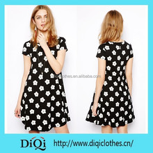Garment factory high quality fashion women dresses wholesale , bulk wholesale clothing
