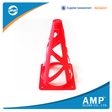 Safety football safety plastic cone