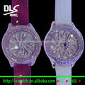 Gh-0536 reloj de moda con el diamante! China por mayor reloj de señora!