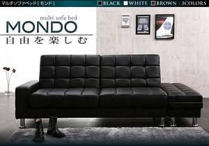 Pliables canapés multifonctions en cuir lits avec canapé ensemble de meubles de style IKEA pied de stockage