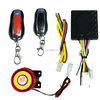 waterproof alarm system motorcycle horn with lock