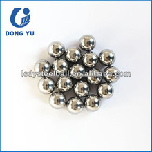 """AISI 1010/1015/1085 1/4"""" 6.35mm carbon steel ball for used car sales"""
