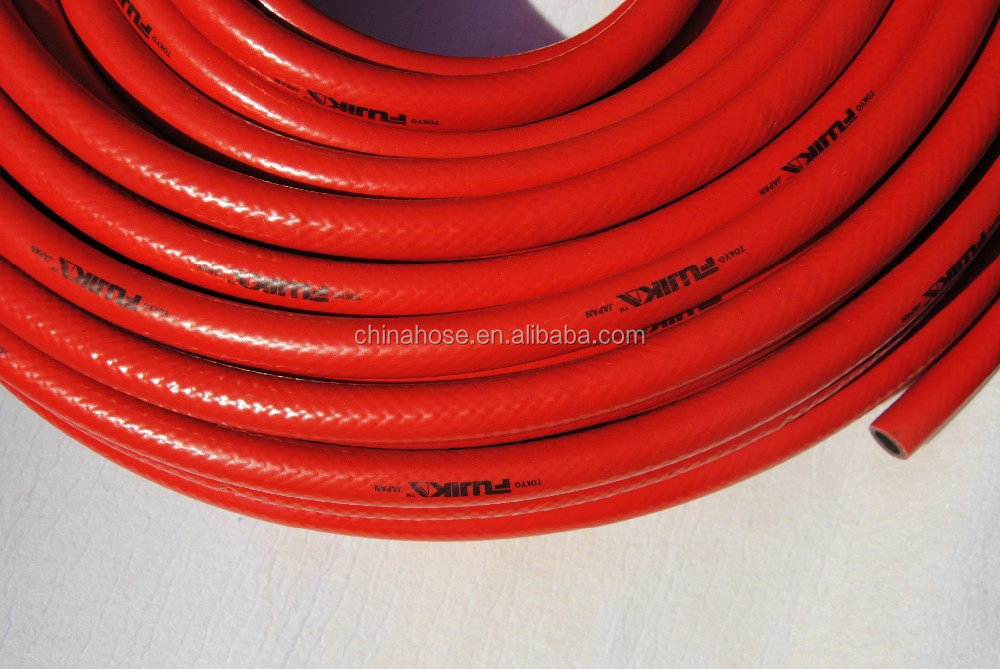 cixi jinguan 9x15mm rouge couleur propane gaz tuyau pvc. Black Bedroom Furniture Sets. Home Design Ideas