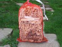 100% virgin polypropylene firewood bulk bag