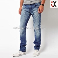 fashion men high quality in blue jeans brands factory JXL21164
