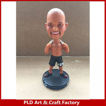 Small Order Bobble Head/5inch height bobble head/Color Painting Bobble Head