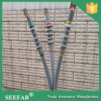 Cold Shrinkable Indoor Termination kit for 26/35kV XLPE Cable