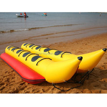 China direct factory top quality inflatable banana boat for sale