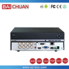 H.264 DVR 8 channel AHD 1080P DVR support P2P with UID