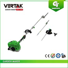 Well-funded gasoline 43cc 4 IN 1 bush cutter grass trimmer grass cutter