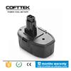 Top quality 18v dewalt spare parts 18v 1.3ah Nicd dewalt battery cordless drill