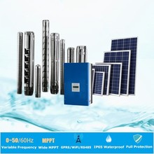 solar pump system for agriculture irrigation