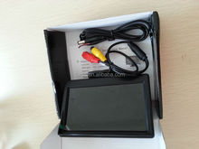 5 inch Tft LCD Reverse Rear View Mirror Car Monitor