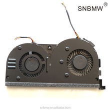 Original 4 wires Laptop CPU Cooling Fan for Lenovo Y50-70AS Y50-70AM Y50-70