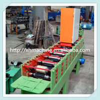 Automatic Colored Steel C84 Adverting Gusset Plate Forming Machine
