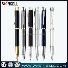 custom logo metal ball pen, metal ball point pen