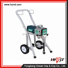 350-401mm Spraying Distance piston pump paint sprayer