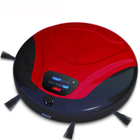 Featured Multifunctional Robot Vacuum Cleaner with camera, remote monitoring, automatic recharge, UV germicidal