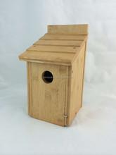 2015 new design bamboo bird houses