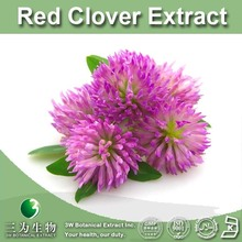 ISO Red Clover Isoflavones/100% Natural Red Clover Powder Extracts