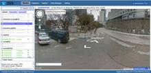 Web/Client GPS tracking server vTrack-P