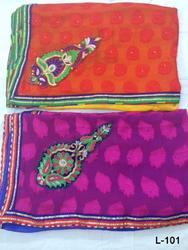 Wholesale Indian sari/saree with blouse stitching at Cheap prices