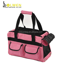 Multi-functional folding tote pet carrier bag with dog pet carry