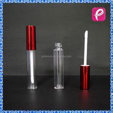 Red Lip Gloss Tube Packaging