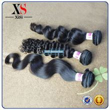 Wholesale Top 6a Finest quality premium 7a raw virgin italian wavy/curly. hair