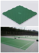 high-strength modified PP badminton sport court