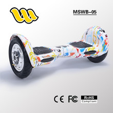 2015 new arrival 10 inch big tire smart drifting balance scooter with CE FCC ROHS approved