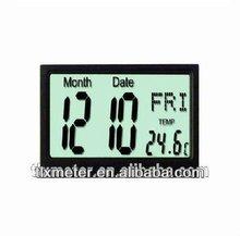 LCD Digital Wall & Table Clocks